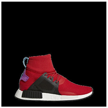 Chaussures Homme Baskets montantes adidas Originals Basket  NMD_XR1 WINTER ROUGE