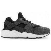 Chaussures Femme Baskets basses Nike Basket  AIR HUARACHE RUN PRM NOIR