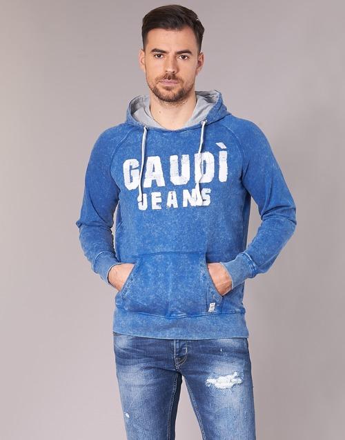 Vêtements Homme Sweats Gaudi LEFEMO Marine