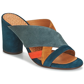 Chaussures Femme Mules Chie Mihara UNIL Bleu