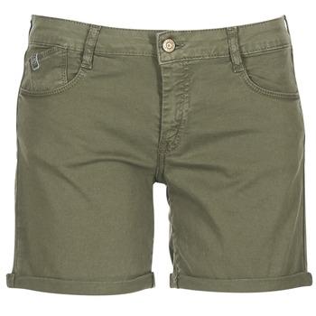 Vêtements Femme Shorts / Bermudas Le Temps des Cerises RAIPORT Kaki
