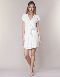 Vêtements Femme Robes courtes Le Temps des Cerises FORKATON Blanc