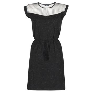 Vêtements Femme Robes courtes Le Temps des Cerises JURIETO Noir