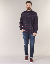 Vêtements Homme Jeans slim Le Temps des Cerises LOURITA Bleu brut