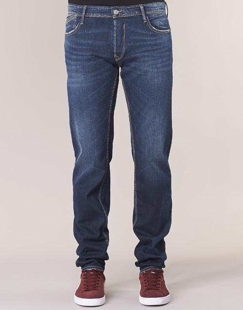 Lourita Slim Cerises Bleu Temps Brut Jeans Le Des Homme 534LRjqA