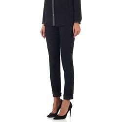 Vêtements Femme Jeans slim Armani jeans B5J18 Bleu Foncé