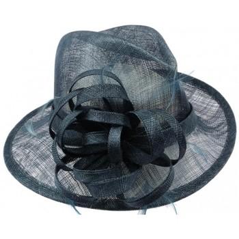 Accessoires textile Femme Chapeaux Léon Montane Chapeau Mariage marine Fryda Leon Montane Bleu