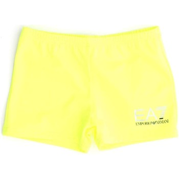 Vêtements Enfant Maillots / Shorts de bain Armani 9060001 7P770 MAILLOT Enfant FLUO YELLOW FLUO YELLOW