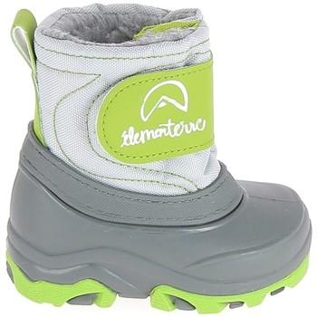 Chaussures Enfant Bottines Elementerre Albox BB Vert Vert
