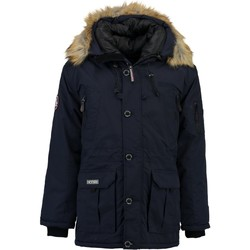 Vêtements Homme Parkas Geographical Norway Parka Boeing Marine