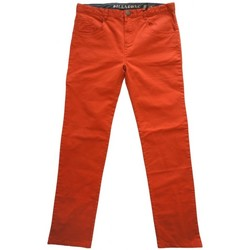 Vêtements Garçon Jeans slim Billabong Pantalon  Harris Color Boy - Washed Orange Or