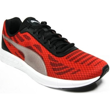 Chaussures Homme Baskets basses Puma Meteor Blanc-Rouge