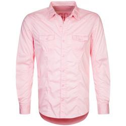 Vêtements Homme Chemises manches longues Kaporal CHEMISE MOBY ROSE STD 14M4 (sp)