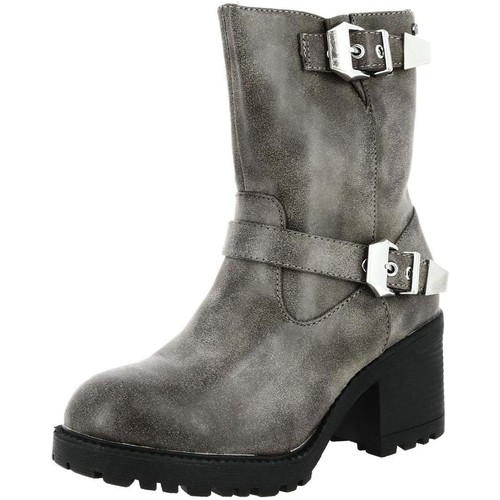 Chaussures Femme Bottines MTNG 51220 mocca