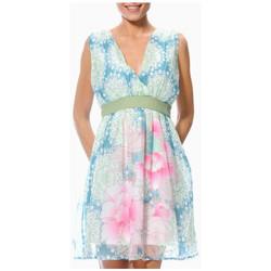Vêtements Femme Robes courtes Smash Robe femme Bleu Mayu S1361658 (sp)
