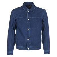 Vêtements Homme Vestes en jean Hilfiger Denim TJM STREET TRUCKER JKT Bleu medium