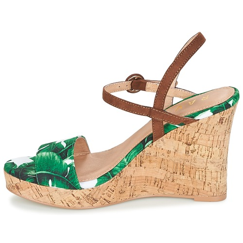 Femme Nu pieds Ravel Et Sandales Chaussures Hobson Tropical 0n8OwPk