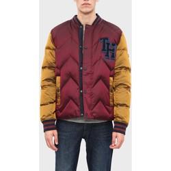 Vêtements Homme Blousons Tommy Hilfiger VARSITY DM0DM02977 Multicolre