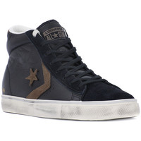 Chaussures Baskets montantes Converse PRO LEATHER VULC MID Nero