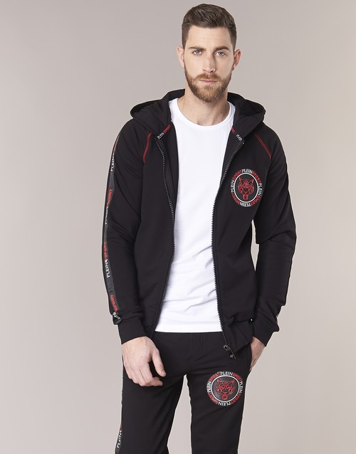 Vêtements Homme Sweats Philipp Plein Sport FLY HIGH Noir