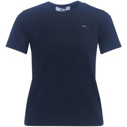 Vêtements Femme T-shirts manches courtes Comme Des Garcons T-Shirt  noire Noir