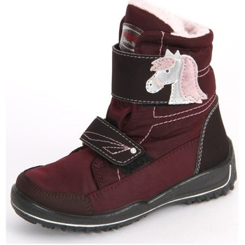 Chaussures Enfant Bottes de neige Ricosta Garei Brombeer Kent Thermo