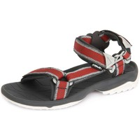 Chaussures Homme Sandales et Nu-pieds Teva Terra FI Lite M Guell Grey Red