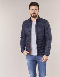 Vêtements Homme Doudounes Schott NIELS Marine
