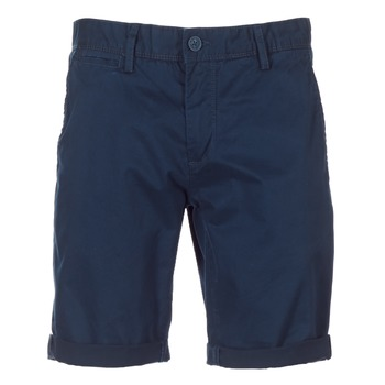 Vêtements Homme Shorts / Bermudas Teddy Smith SHORT CHINO Marine