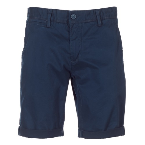 Vêtements Homme Shorts / Bermudas Teddy Smith SHORT CHINO Marine