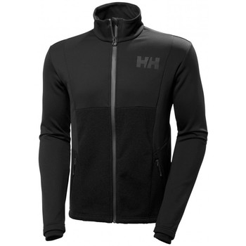 Vêtements Homme Polaires Helly Hansen ULLR SKI FLEECE SECONDE COUCHE HOMME BLACK