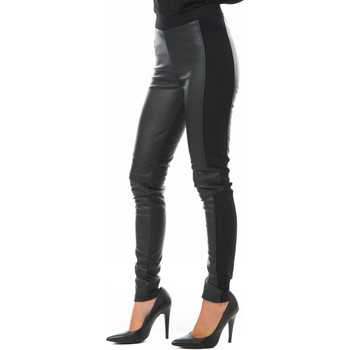 Collants Vero moda pantalon destiny noir