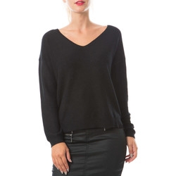 Vêtements Femme Pulls Color Block Pull  Noir Noir