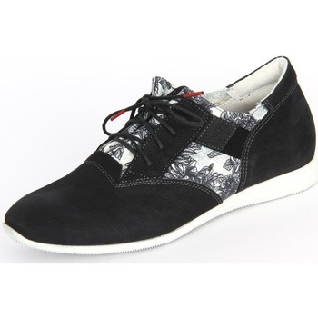 Chaussures Femme Baskets basses Think Think SZ Weiss Soft Capra Effekt