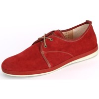 Chaussures Homme Boots Think Think Sportla Rosso Kombi Crosta Nappa