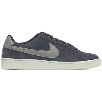 Chaussures Homme Baskets basses Nike COURT ROYALE SUEDE bleu