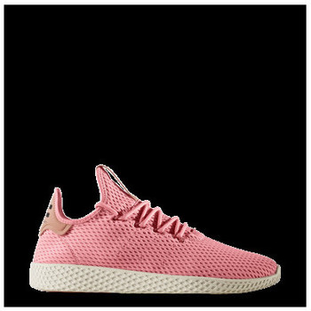 Chaussures Femme Baskets basses adidas Originals Basket  PW TENNIS HU ROSE