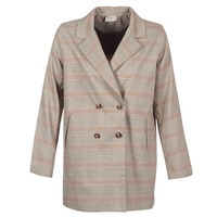 Vêtements Femme Vestes / Blazers Betty London  Beige