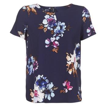 Vêtements Femme Tops / Blouses Vero Moda VMBALI Marine