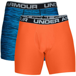 Vêtements Homme Boxers / Caleçons Under Armour UA Original Series Printed BoxerJock (Lot x2) Blue 787