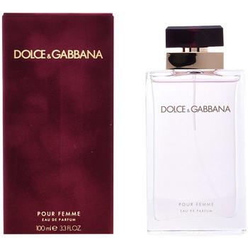Beauté Femme Eau de parfum D&G Pour Femme Edp Vaporisateur  100 ml