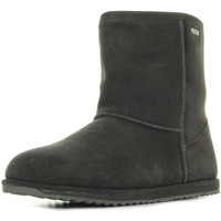 Chaussures Femme Bottes EMU Bumby Lo Teens Charcoal gris