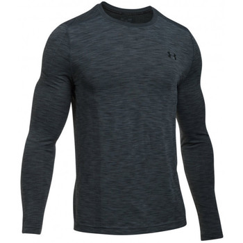 Vêtements Homme T-shirts manches longues Under Armour Tee-shirt Under Gris