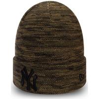 Accessoires textile Homme Bonnets New Era Bonnet  Marl Cuff Knit New York Yankees - Ref. 80524585 Vert