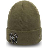 Accessoires textile Homme Bonnets New Era Bonnet  Night Op New York Yankees - Ref. 80536175 Vert