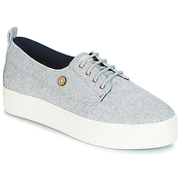 Chaussures Femme Baskets basses Faguo FIGLONE01 Gris