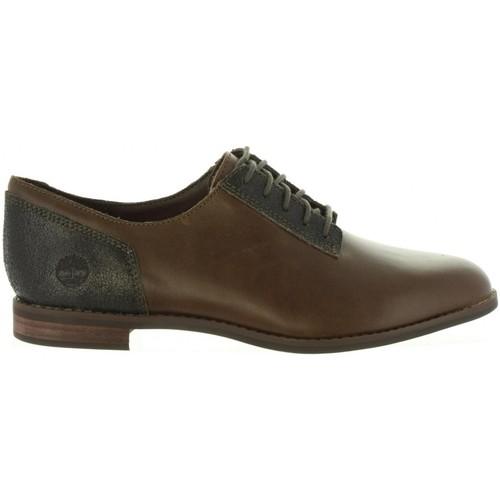 Chaussures Garçon Ville basse Timberland A1KM8 Negro