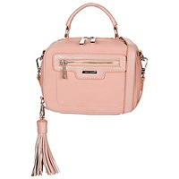 Sacs Femme Sacs Bandoulière David Jones TEROUL Rose