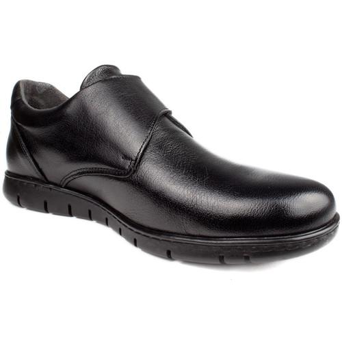 Chaussures Garçon Mocassins Onfoot CHAUSSURES BLUCHER BLACK