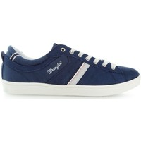 Chaussures Homme Baskets basses Wrangler Pół Vidy Derby WM161041